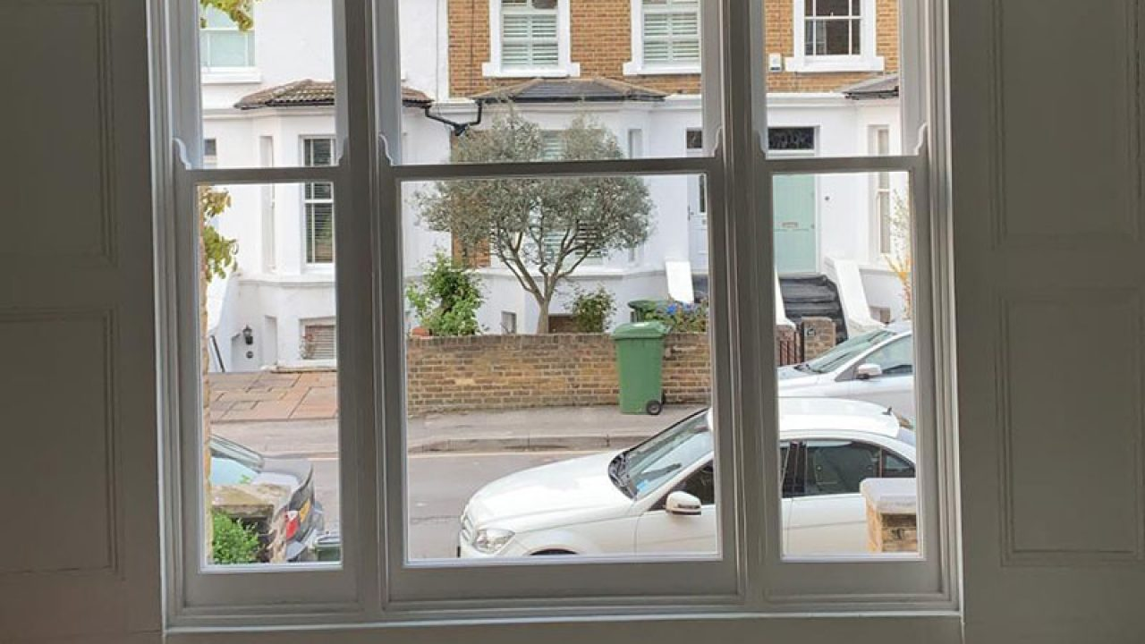 The Benefits of Sash Windows, Wimbledon