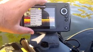 Humminbird Helix GPS G2 Fish Finder