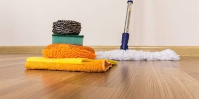 What is end of tenancy cleaning?