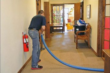 Why You Should Hire A Water Damage Professional