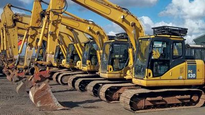Tips on Selecting a Heavy Industrial Digger