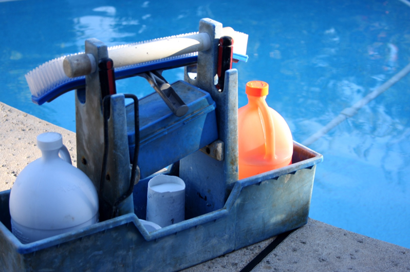 The Common Pool Repairs: A Guide for Homeowners