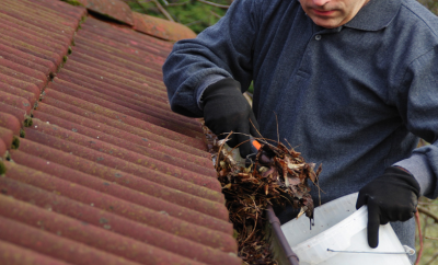 The Key Benefits of Gutter Cleaning