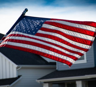 How to Properly Display the American Flag Outside