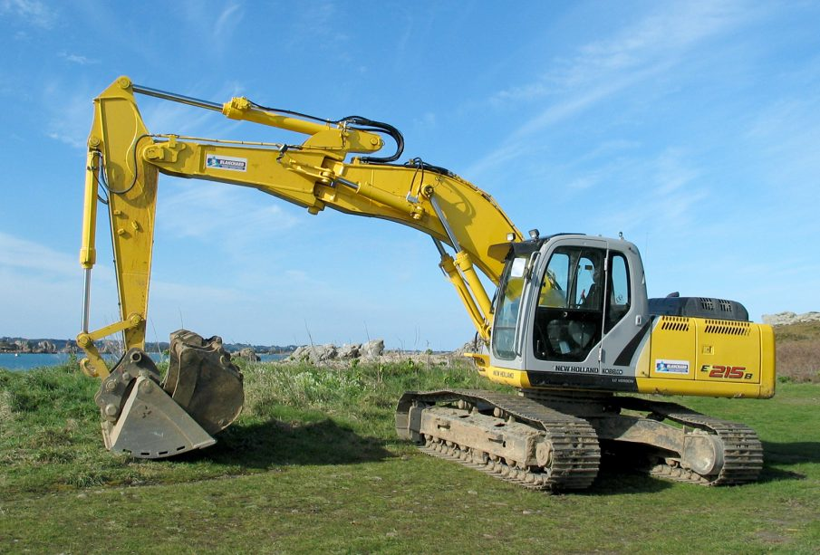 Machinery Tools Applied for excavation